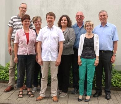 Bild:Vorstand der keb Bodenseekreis e. V.